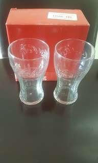 #TRU50 Coca Cola Drinking Glass