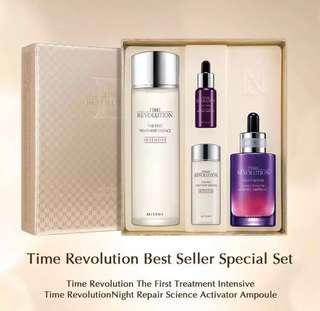 🚚 Clearance Sale!!! - Missha Time Revolution Best Seller Set
