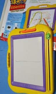 Colour magic board