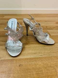 Evening Silver Heels.