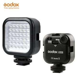 Godox LED36 Video Light (Original)