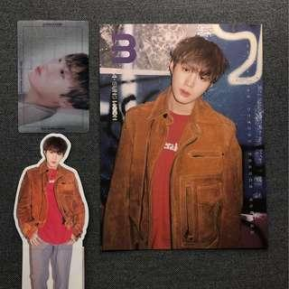 🚚 [OFFICIAL] Sungwoon Nothing Without You (Wanna Ver.) Full Set