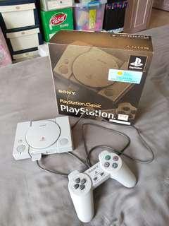 Used Playstation Classic aka Mini