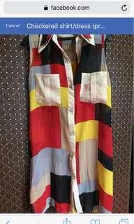 Preloved Polo Dress