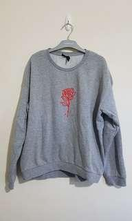 Huffer Rose Jumper