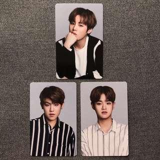 🚚 [OFFICIAL] WANNA ONE x Lotteria Photocard