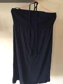 ESPRIT HALTER DRESS