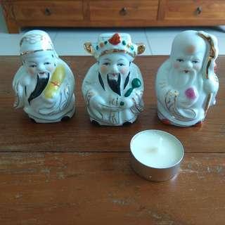 mini ceramic FOK LOK SAO