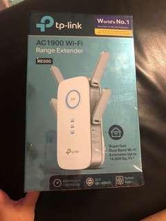 TP-Link Wifi Range extender RE500