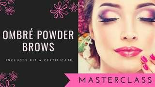 ✨✨OMBRE POWDER BROWS TRAINING & MASTERCLASS ✨✨