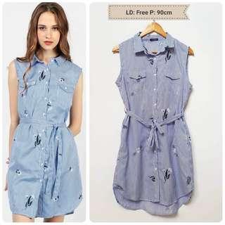 Dressabelle Embroidery Dress