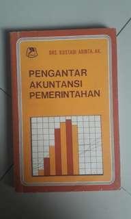 Pengantar Akuntansi Pemerintahan