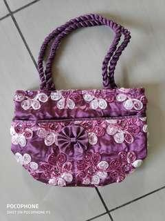 Floral Handbag #APR10