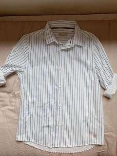 Zara Kids striped shirt