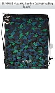🚚 Smiggle Drawstring Bag