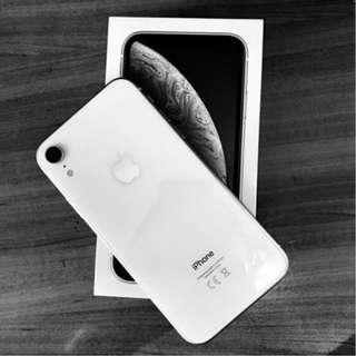 Apple Iphone XR 64GB Ori Ibox Kredit terlaris promo #2019GantiHP