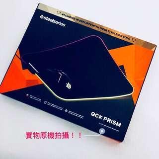 🚚 海外購入🇺🇸現貨8折,Steelseries賽睿 QCK Prism Cloth M 布面電競滑鼠墊。