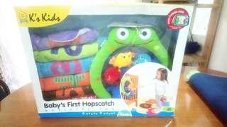 Baby First Hopscotch Activity Toy