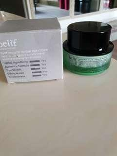 🚚 belif peat miracle revital eye cream
