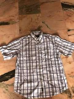 🚚 Gazman short sleeve shirt M