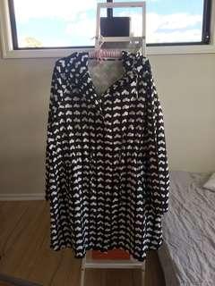 Marimekko Long Rain Coat RRP $495
