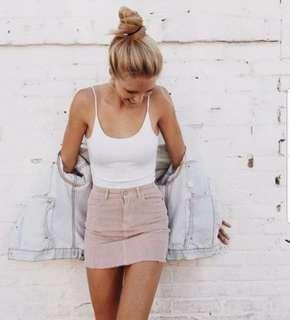 🚚 brandy melville juliette skirt