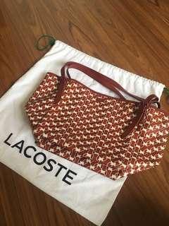 Preloved Lacoste Bag