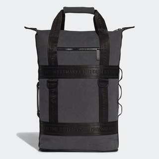 忍心割愛Adidas雙肩包 公司獎勵全新 三葉草男女書包 NMD系列 運動 背包 CE2362