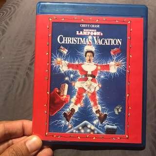 Christmas Vacation Blu-ray