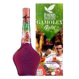 Gamolex Gold Dherbs