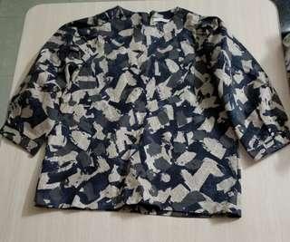 100%全新高雅長袖衫 靚質料 M-L size