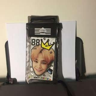 BIGBANG GD 手機防水袋 夏日 海邊必備