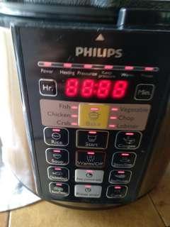🚚 Pressure cooker