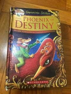 Geronimo Stilton Phoenix of the destiny