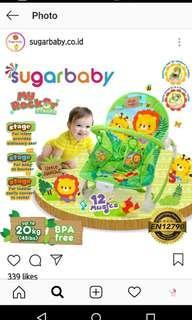 Bouncer Sugar Baby (New - eks kado)