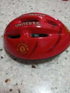 Manchester United Bicycle Helmet