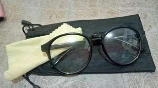 Faux Korean glasses #SnapEndGame