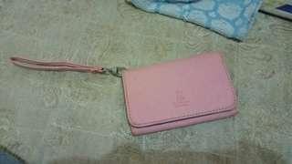 Pink Phone wallet #SnapEndGame