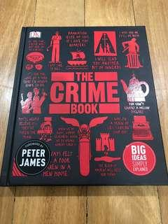 The Crime Book by Peter James of DK