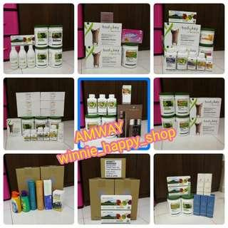 🚚 Amway espring cartridge bodykey body key protein artistry home nutrilite double x double-x phytopowder calcium