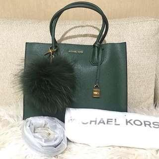 Michael kors mercer large convertible satchel