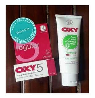 Oxy 5 + Oxy wash