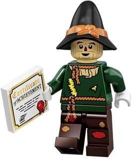 🚚 The Lego Movie 2 Minifigures 71023: Scarecrow