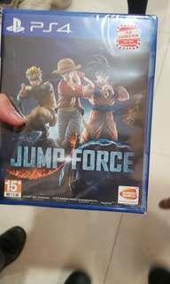 急放 Jump force 有初回特典code冇用過 只有一件 有意請快PM