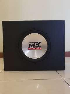 Subwoofer MTX Thunder 4500 10 inch - Second