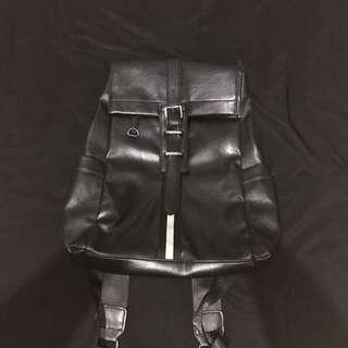 Leather Backpack // Tas Kulit Ransel