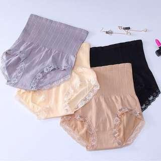 1dfc6e33e8 High Waist Body Shaper Shapewear Panties (12Colors)