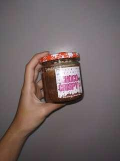 Choco Crispy Jar