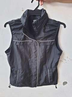 Old Navy Water Resistant Vest with hood