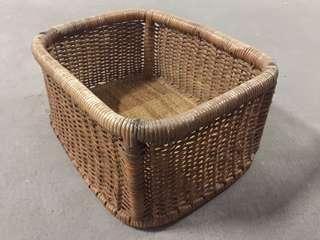 Rattan basket